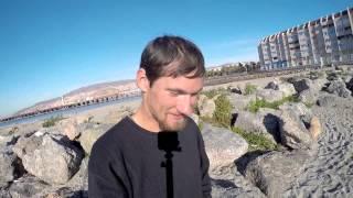 Автостопом по Испании: Александр Супербродяга | Hitchhiking in Spain: Alexander Supertramp