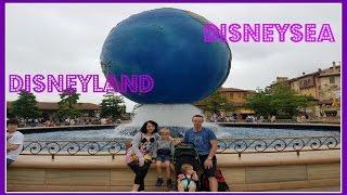 Video Tokyo Japan Travel Vlog Part 3: Disneyland and DisneySea download MP3, 3GP, MP4, WEBM, AVI, FLV Agustus 2018