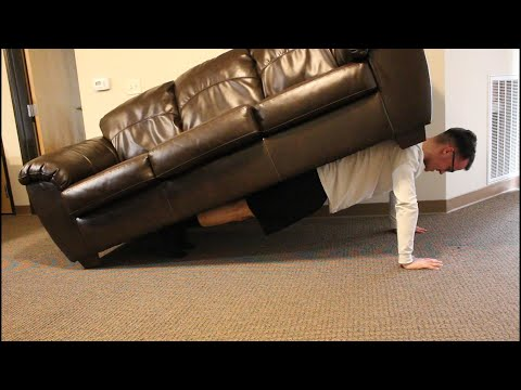 At Home Couch Workout