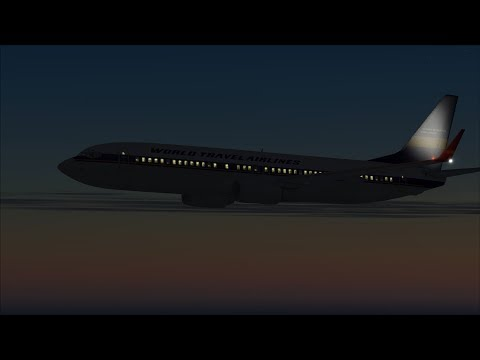 FSX/Flight Simulator X Dangerous Approaches Mission Pack: 12 Oslo To Svalbard