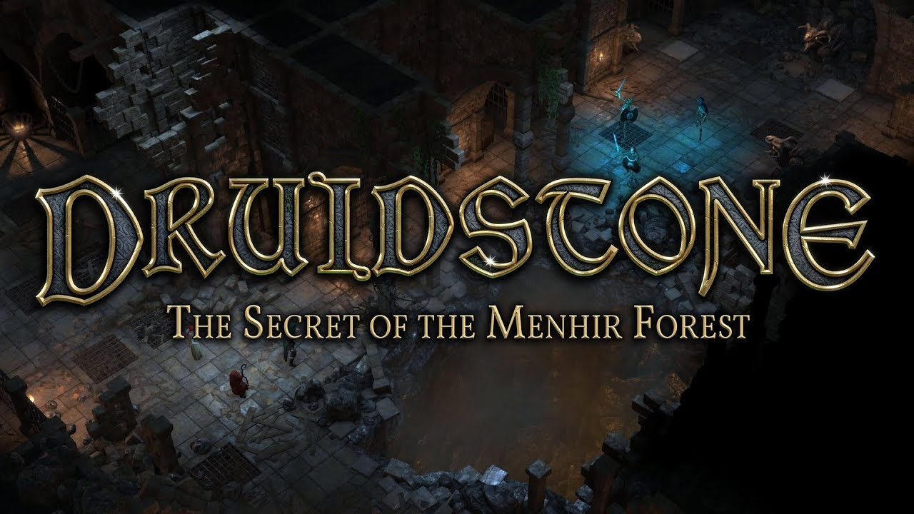 Trailer out & Steam page now open - Druidstone: The Secret