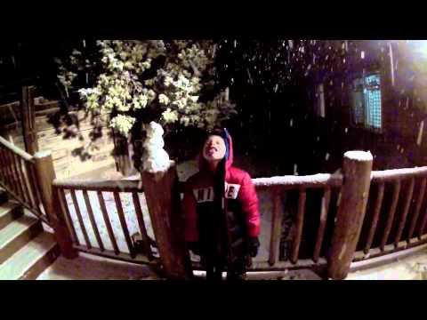 Ruidoso New Mexico Christmas 2012