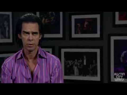 Nick Cave Austin City Limits Interview