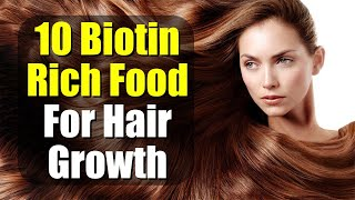 Biotin Foods That Take Your Hair From Pretty To Perfect | BoldSky