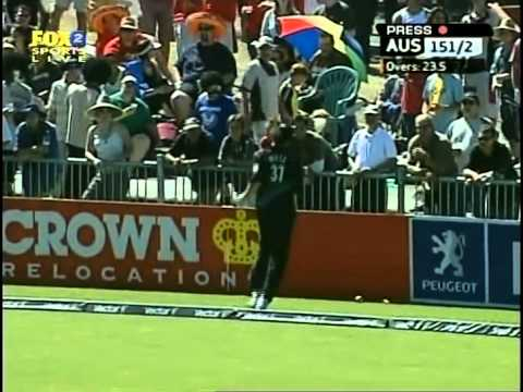 Ricky Ponting 141* vs New Zealand 5th ODI 2005
