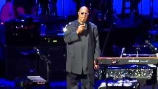 "Stevie Wonder.Verizon Center,DC ""Songs in the Key of Life""11.09.14"