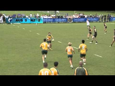 Touch World Cup 2011 - Mixed Open Final - New Zealand vs. Australia