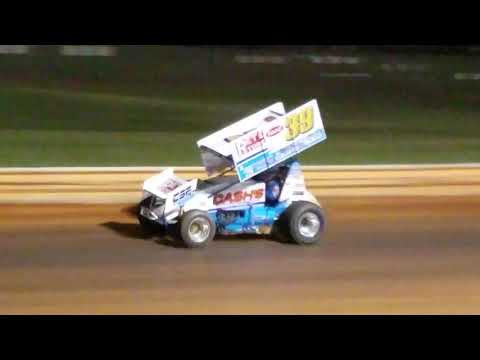Sprint cars at natural bridge speedway 5/18/19