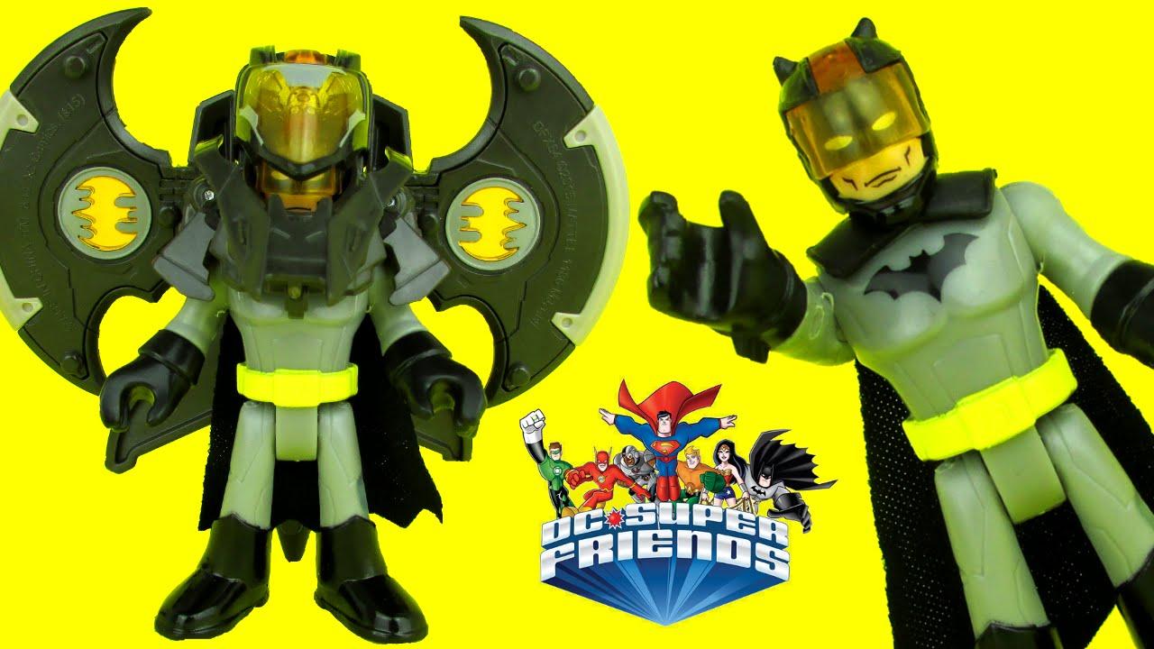 Clever Imaginext Batman Battle Shifterz Batman Figure Action Figures