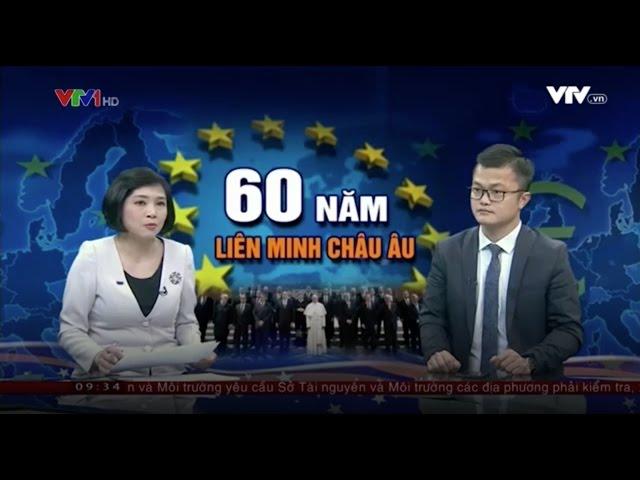 VTV1_Nhà nghiên cứu Lê Ngọc Sơn bàn các khủng hoảng hiện tồn của về Châu Âu
