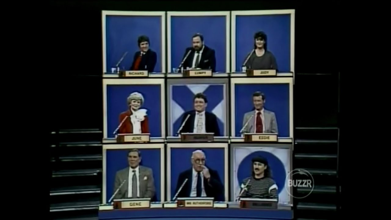 Download Match Game-Hollywood Squares Hour (Episode 40):  December 26, 1983  (Leave it to Beaver Week!)