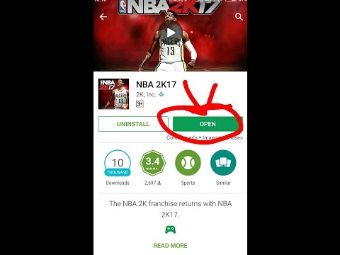 NBA 2K17 download free from playstore__👍👍✔