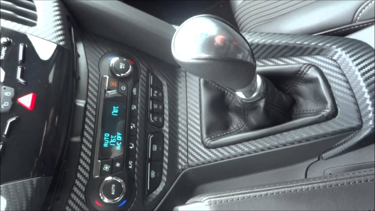Focus 2012 Mk3 Mountune Quick Shift YouTube