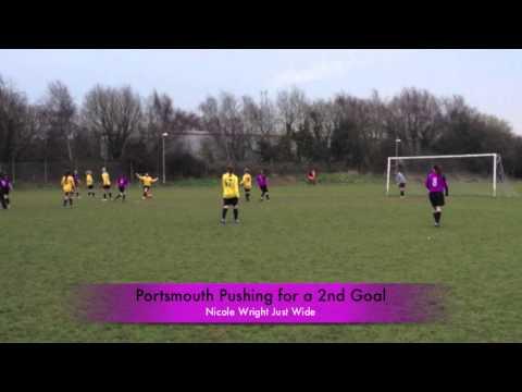 Portsmouth College Ladies vs QMC