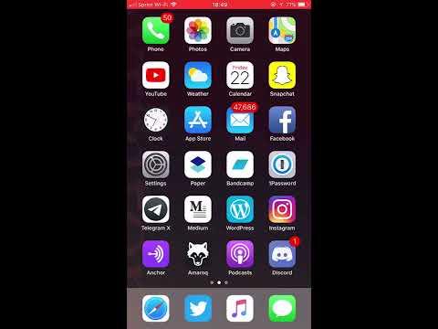 iOS App Demo: UniChar