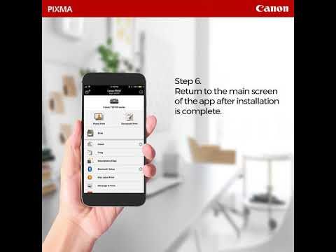 How to Set Up PIXMA Cloud Link Using Canon PRINT Inkjet/Selphy App