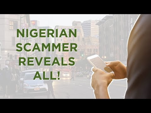 Nigerian Scammer Reveals All   A Scam Story #9 - YouTube