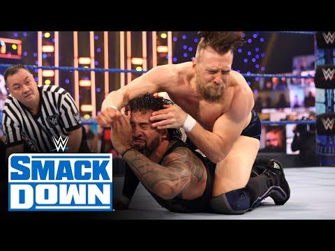 Daniel Bryan vs. Jey Uso: SmackDown, Nov. 20, 2020