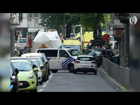 Gunman kills 3 in Belgian city