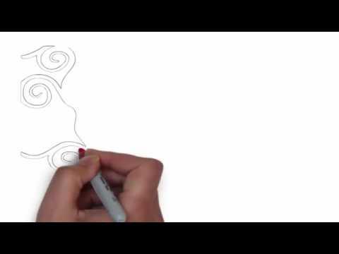 Cara Menggambar Batik Yang Mudah Dan Simple Youtube
