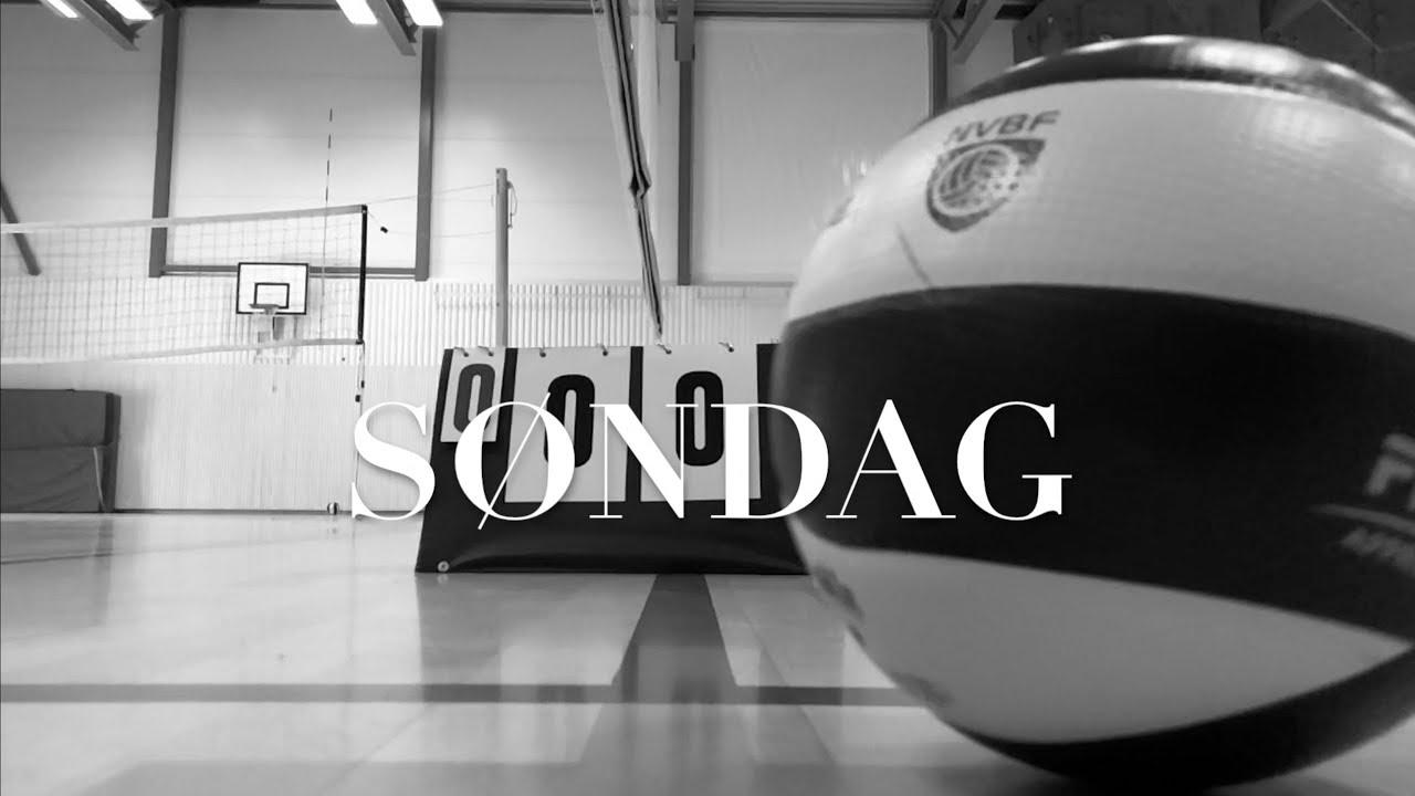 Volleyballtreffet 2018 Dagsfilm Søndag