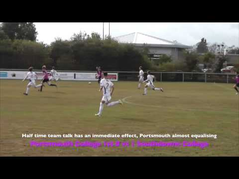 Portsmouth College 1st vs southdowns College