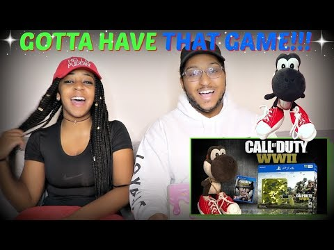 SML Movie: Black Yoshis Call Of Duty Special Edition! REACTION!!!