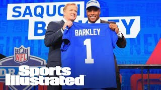 NFL Draft: Why Giants May Have Made Worst Pick Of First Round | SI NOW | Sports Illustrated