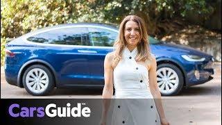Tesla Model X 2018 review