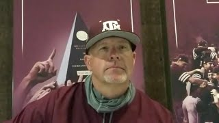 ACU Postgame: Rob Childress