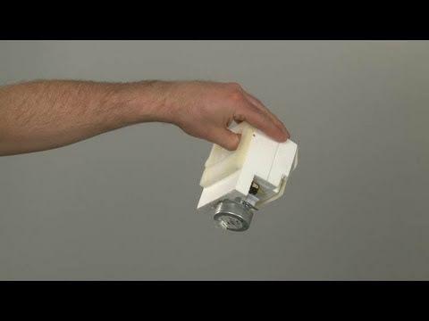 Air Damper Control - Frigidaire Refrigerator