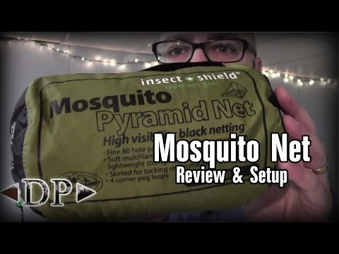 Sea To Summit Mosquito Net Overview And Setup
