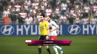 """Pro Evolution Soccer 2012 """"EM 12"""" Spiele nachgespielt *Spiel 1 -Polen gegen Griechenland"""
