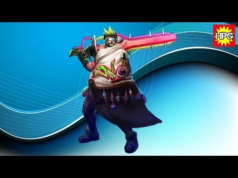 HoN Nomad Punk Gameplay - HihihiXD` - Immortal