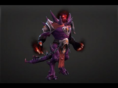 dota 2 store chains of the summoned lord set shadow demon