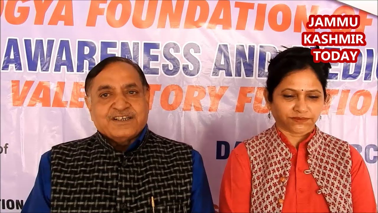 FREE MEDICAL TREATMENT , DR.HARISH , DR. SAVITA ,NEW DELHI, AKHNOOR, EKAL ABHIYAN JAMMU KASHMIR