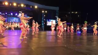 O TAHITI E, 3eme prix Hura Tau - HEIVA I TAHITI 2016