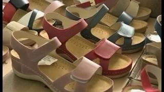 В ДК «Салют» открылась выставка-продажа анатомической обуви  (На правах рекла