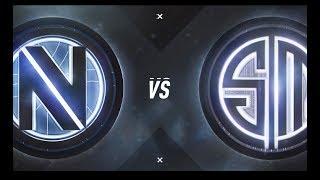 NV vs TSM - NA LCS Week 3 Day 3 Match Highlights (Summer 2017)
