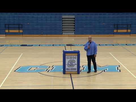 Corona del Mar High School Every 15 Minutes Guest Speaker 2018