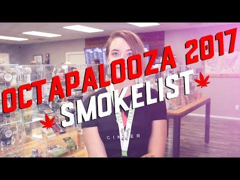 Octapalooza 2017 Smokelist