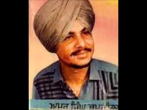 Tur Chali Jinddhiye - Amar Singh Chamkila