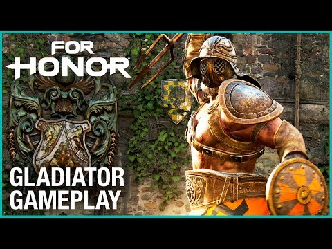 For Honor: Season 3 - The Gladiator Gameplay | Trailer | Ubisoft [US]