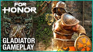 For Honor: Season 3 - The Gladiator Gameplay | Trailer | Ubisoft [NA]