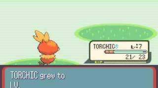 Pokemon sapphire usefull cheats