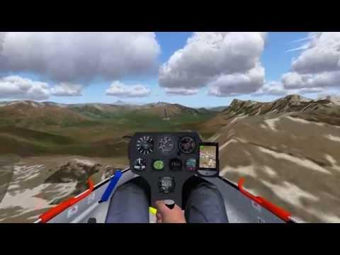 Lot z Adamem PL3 w Pirenejach :)
