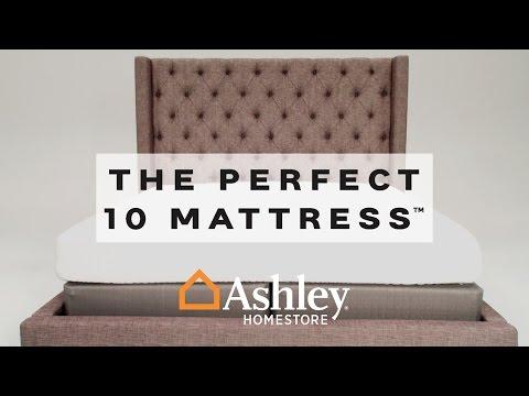 Ashley HomeStore | The Perfect 10 Mattress