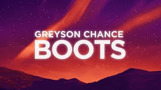 ​Greyson Chance - ​Boots (Lyrics Video) | Nabis Lyrics