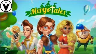 Merge Tales Gameplay Android/iOS screenshot 1