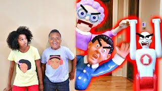 TOY GAME COMPILATION! w/ Greedy Granny and Don
